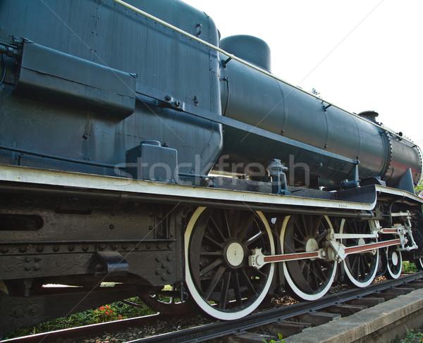train Stock photo © koratmember