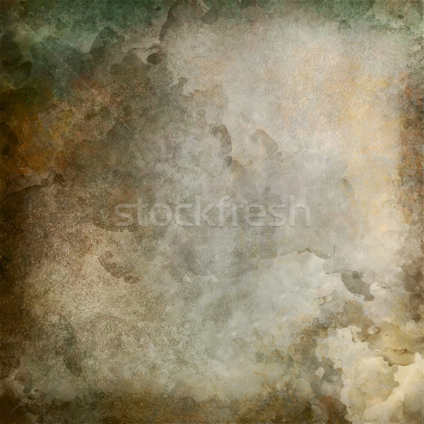 Abstract Painted Background Stock photo © kostins