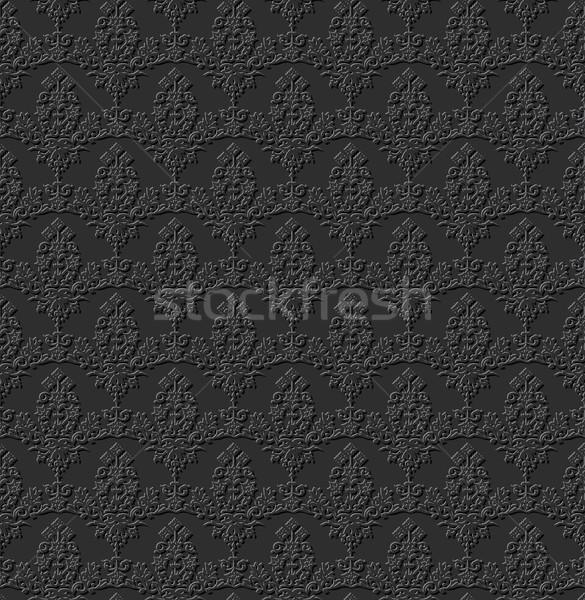 Vector Seamless Pattern Stock photo © kostins