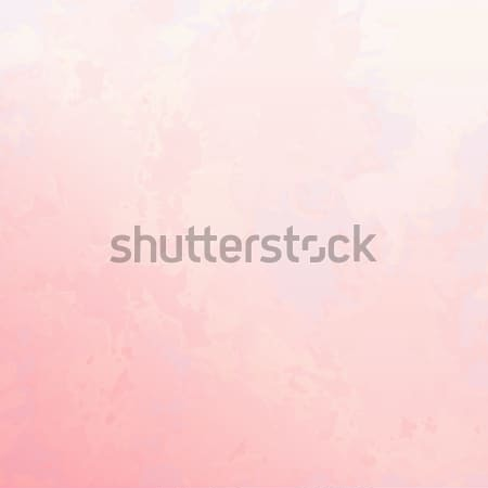 Vector abstract pink watercolor background Stock photo © kostins