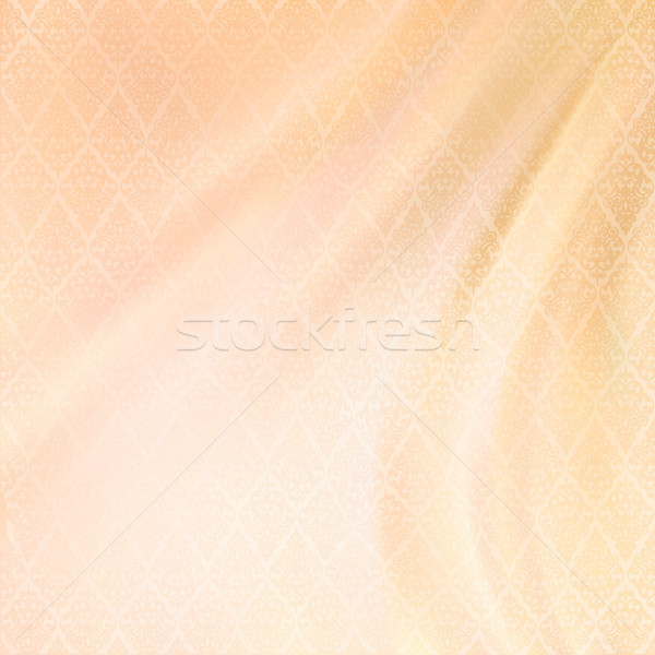 Abstract Vector Wedding Fabric Silk Background Stock photo © kostins