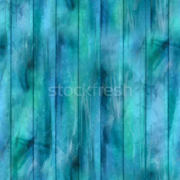 Aquarela mão pintado abstrato Foto stock © kostins