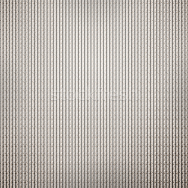 Corrugated cardboard background with pixel texture Stock photo © kostins