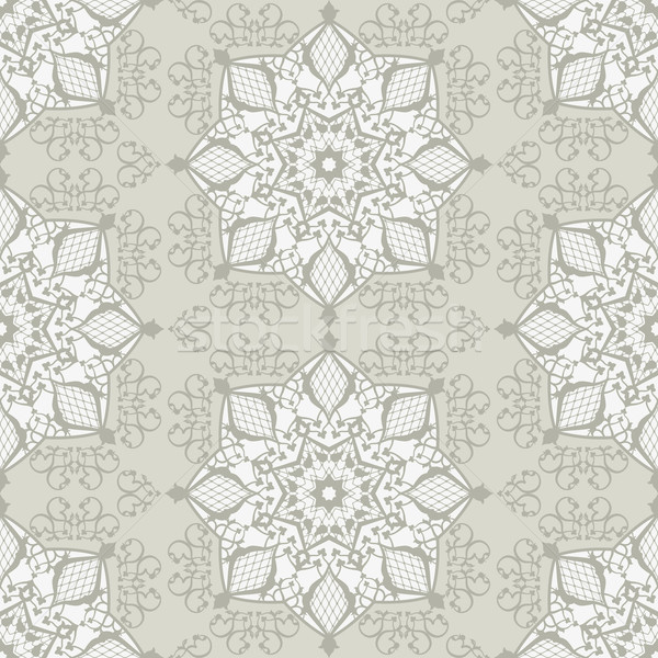 Vintage abstract vector seamless pattern Stock photo © kostins