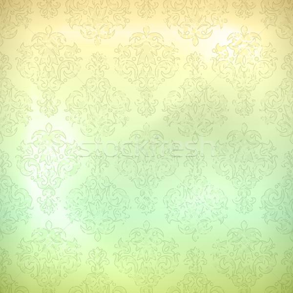 Grunge Retro duvar kağıdı pastel renkler Stok fotoğraf © kostins