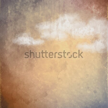 Abstract oil painting artistic background Stock photo © kostins