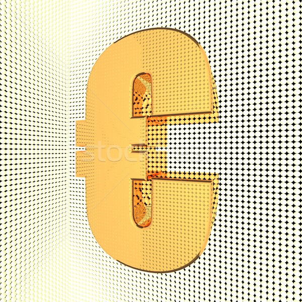Euro Symbol Stock photo © Koufax73