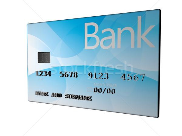 Credit card Stock photo © Koufax73