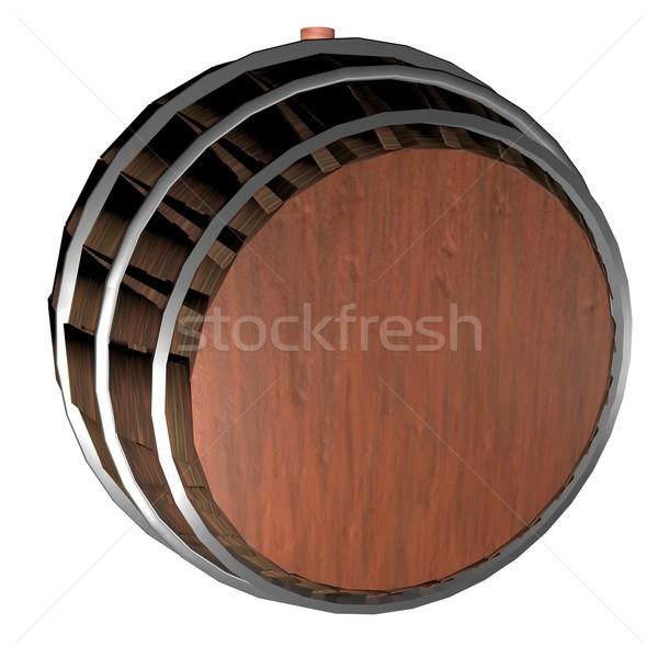 Barrel Stock photo © Koufax73