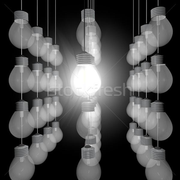 Bulbs Stock photo © Koufax73