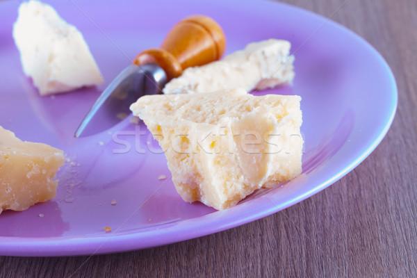 Cheese Stock photo © Koufax73