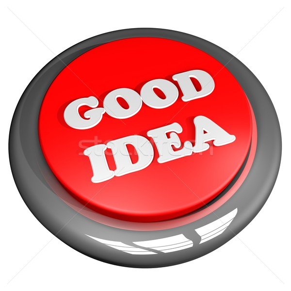 Good idea Stock photo © Koufax73
