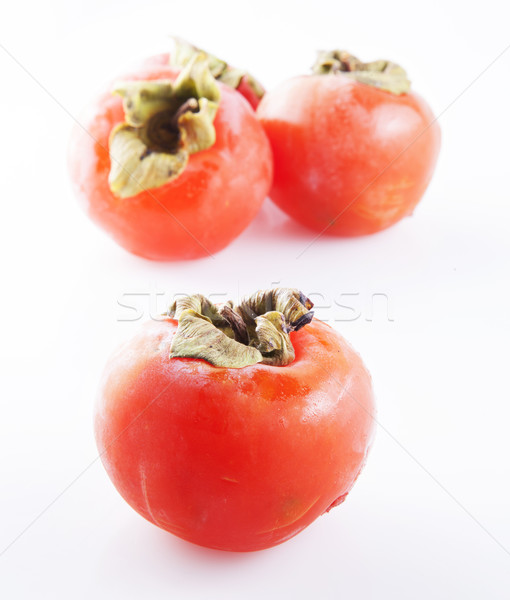 Persimmons Stock photo © Koufax73