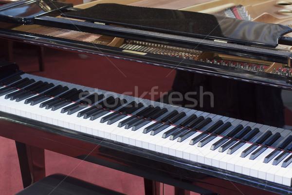 Piano Stock photo © Koufax73