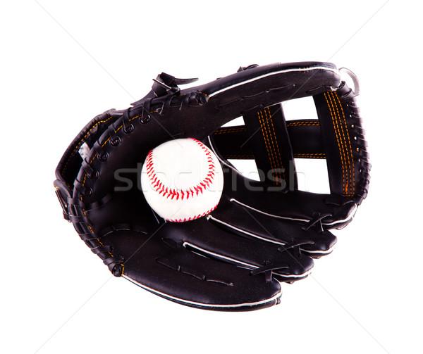 Baseball glove Stock photo © Koufax73