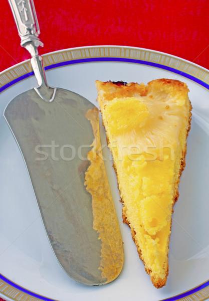 Ananas cake Stock photo © Koufax73