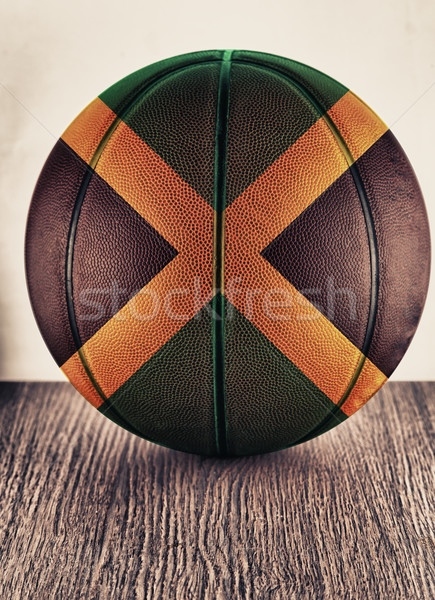 Jamaica basketball Stock photo © Koufax73