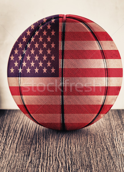 USA basketball Stock photo © Koufax73
