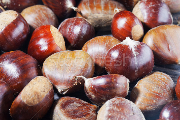 Chestnuts Stock photo © Koufax73
