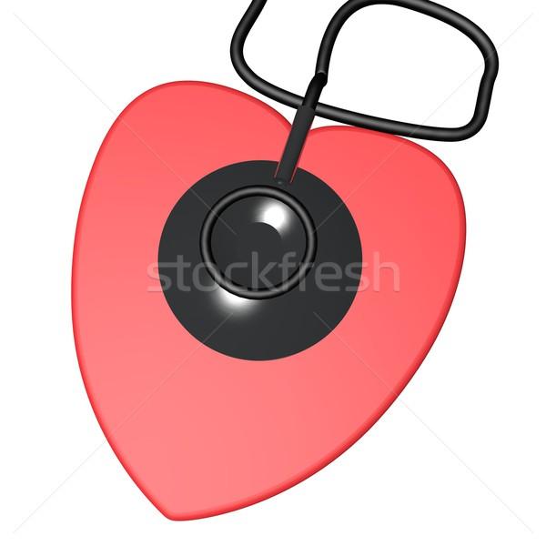 Stethoscope Stock photo © Koufax73
