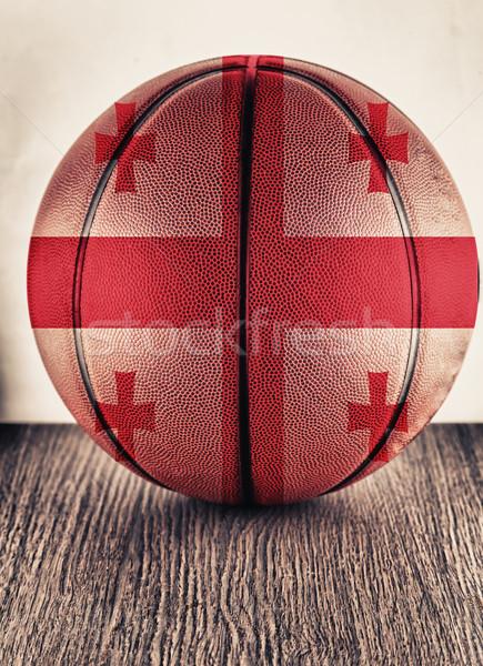 Georgia basketball Stock photo © Koufax73