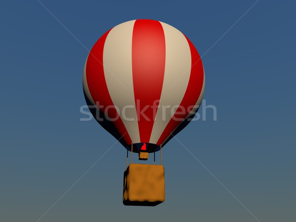 Hot air balloon Stock photo © Koufax73