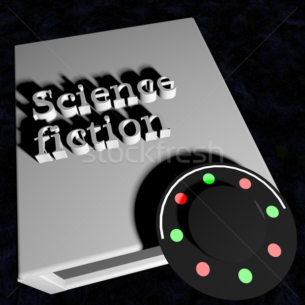 Science fiction Stock photo © Koufax73