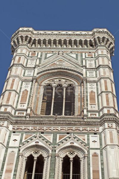 Campanile di Giotto Stock photo © Koufax73