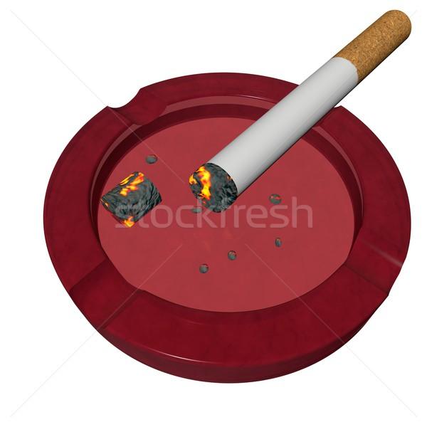 Cigarette Stock photo © Koufax73