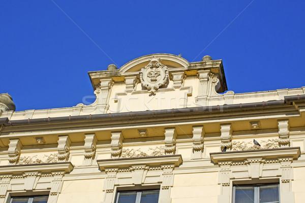 Palace Stock photo © Koufax73