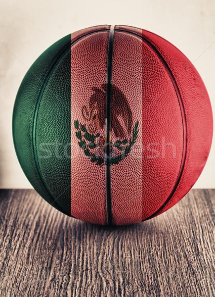 Mexico basketball Stock photo © Koufax73