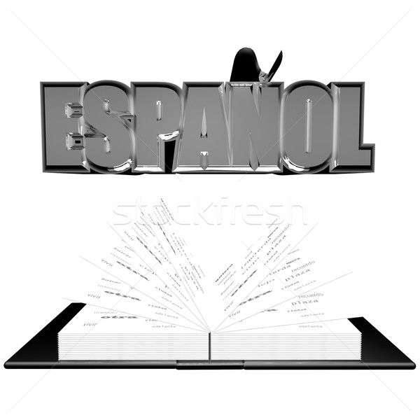 Spanish Stock photo © Koufax73