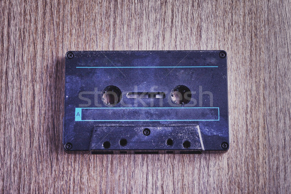 Audio tape Stock photo © Koufax73