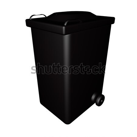 Dumpster Stock photo © Koufax73