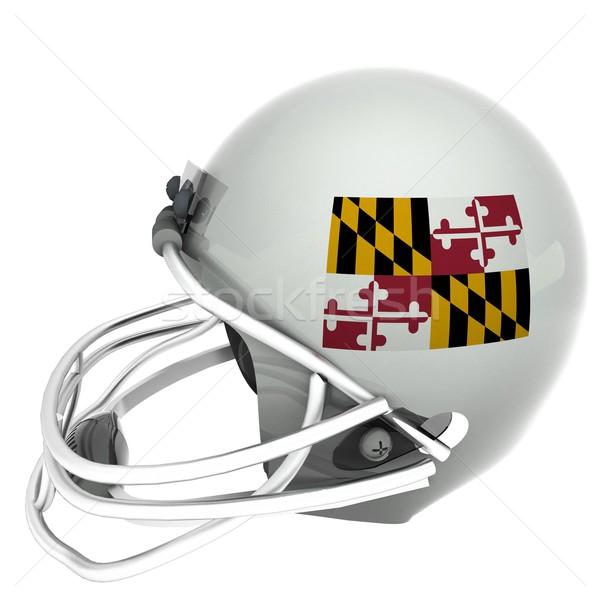 Maryland football Stock photo © Koufax73
