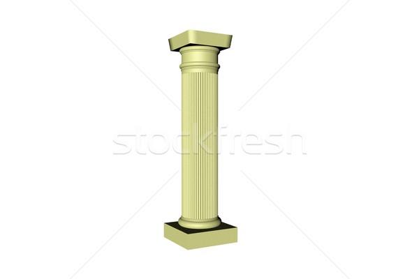 Column Stock photo © Koufax73
