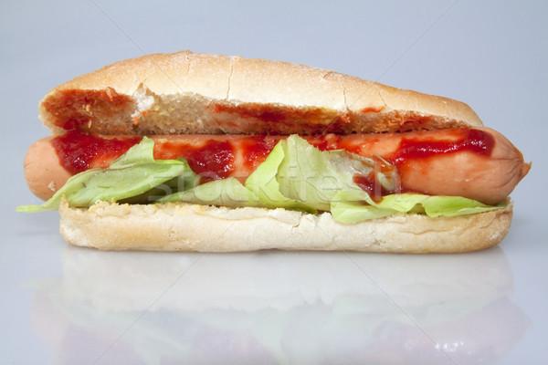 Hot dog Stock photo © Koufax73