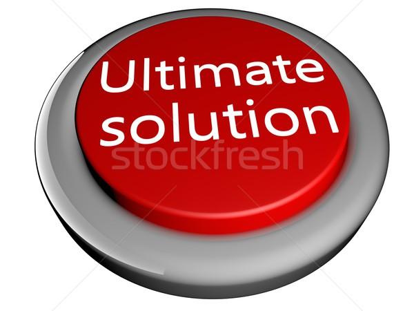 Ultimate solution Stock photo © Koufax73