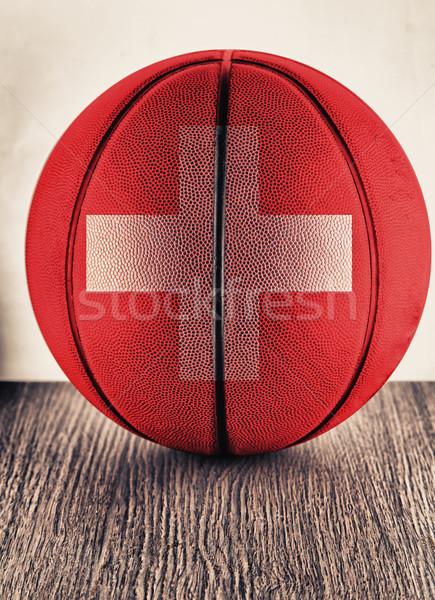 Switzerland basketball Stock photo © Koufax73