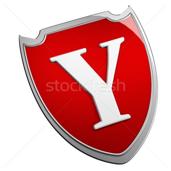 Shield Y Stock photo © Koufax73