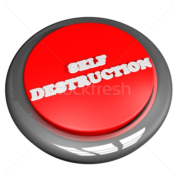 Self destruction button Stock photo © Koufax73