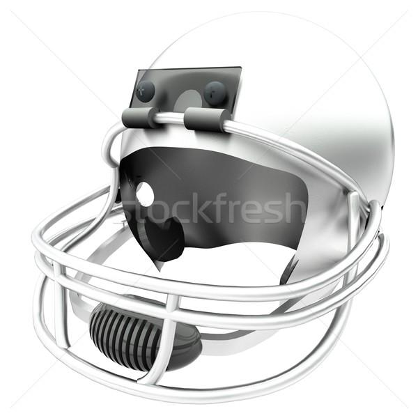 Football helmet Stock photo © Koufax73