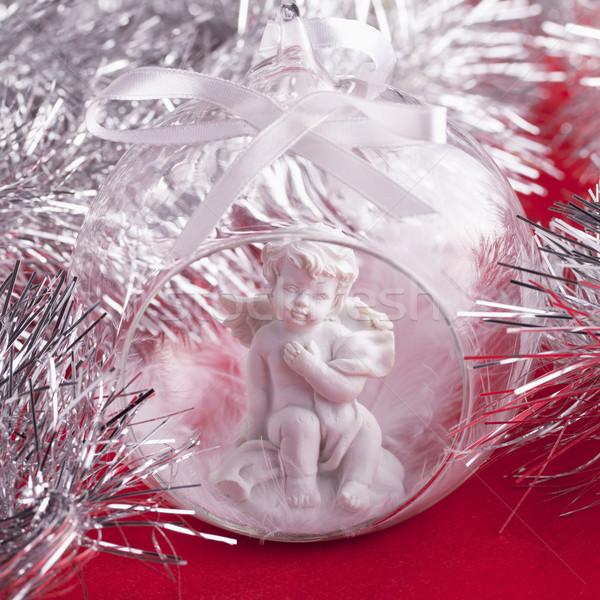 Little angel Stock photo © Koufax73