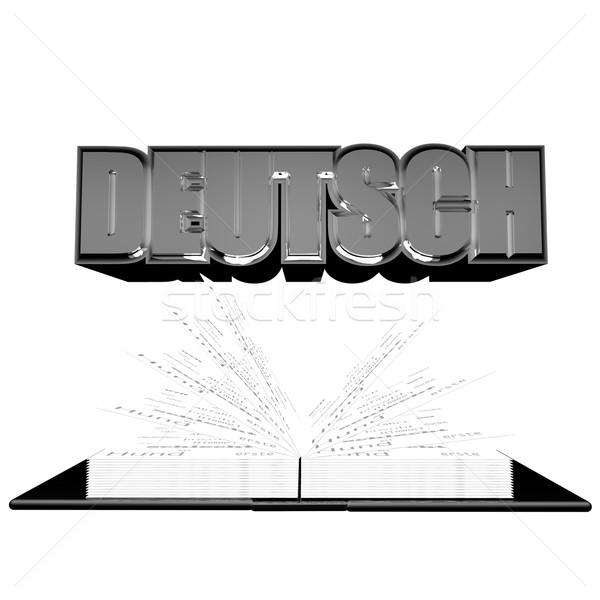 German Stock photo © Koufax73