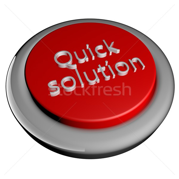 Quick solution Stock photo © Koufax73