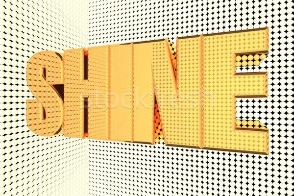 Shine Stock photo © Koufax73