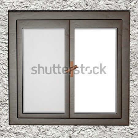 Closed window Stock photo © Koufax73