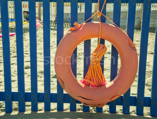Life preserver Stock photo © Koufax73