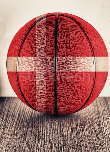 Denmark basketball Stock photo © Koufax73