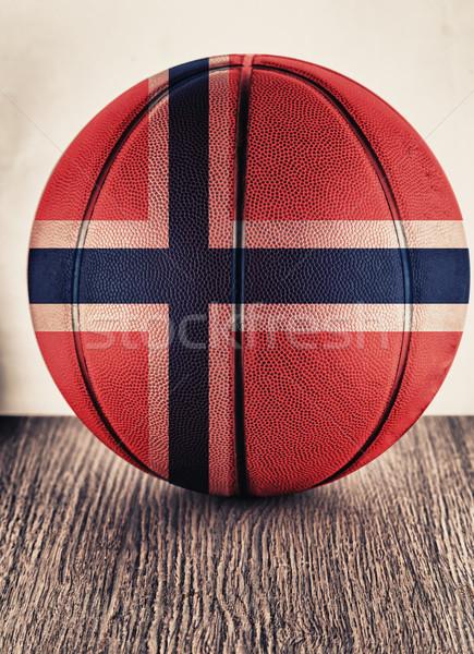 Norway basketball Stock photo © Koufax73